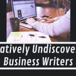 Best Business Writer Relatively Undiscovered?