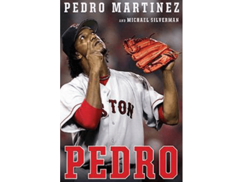 Image result for Pedro Martinez book with Michael Silverman