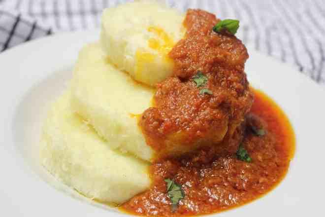 corned beef sauce