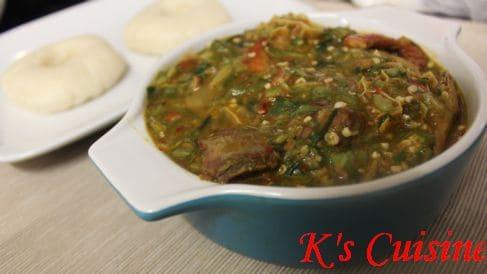 okro soup