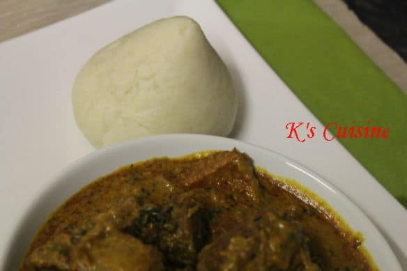 food processor pounded yam