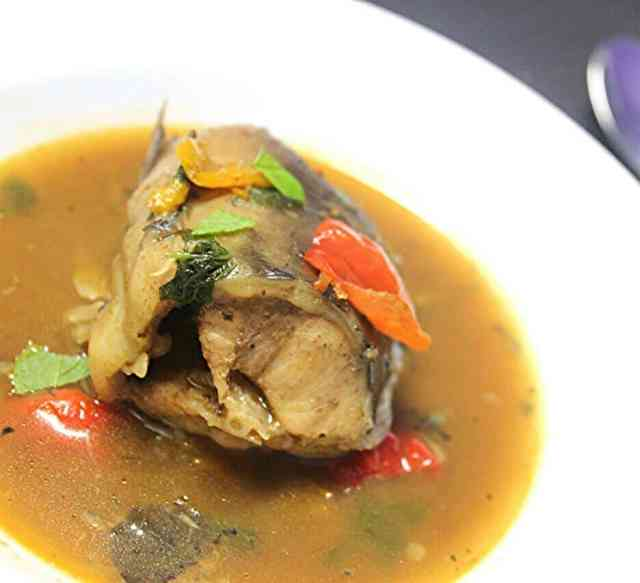 Fish peppersoup