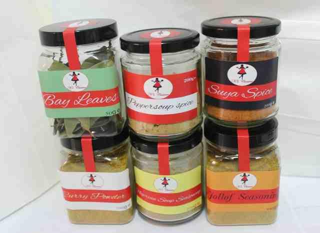 K's Cuisine Spice Range
