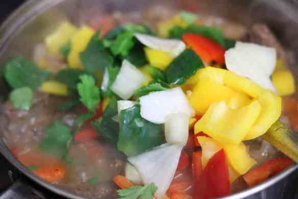 Bewf stew