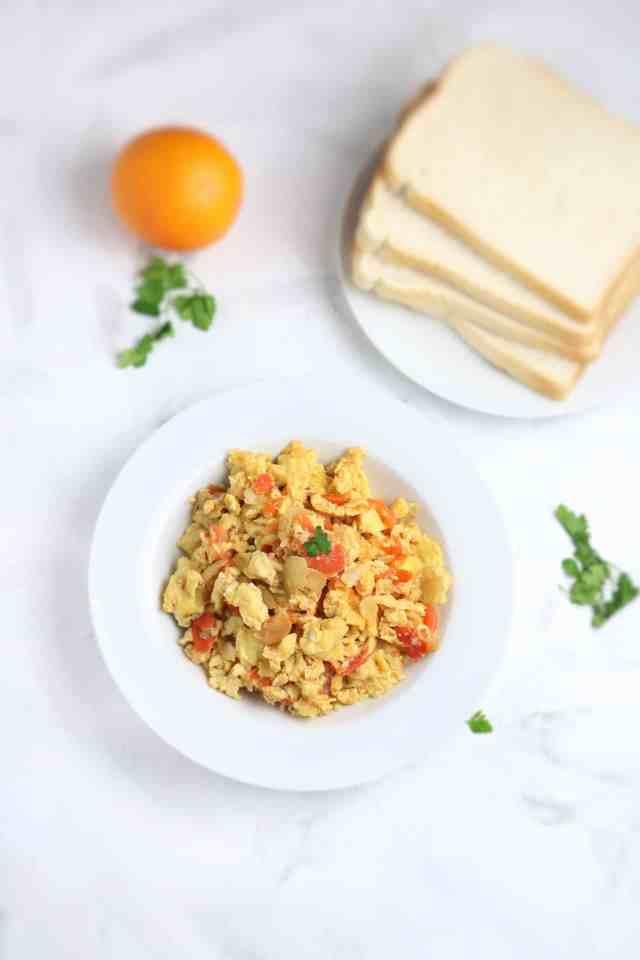 Nigerian Egg stew recipe. Egg recipes