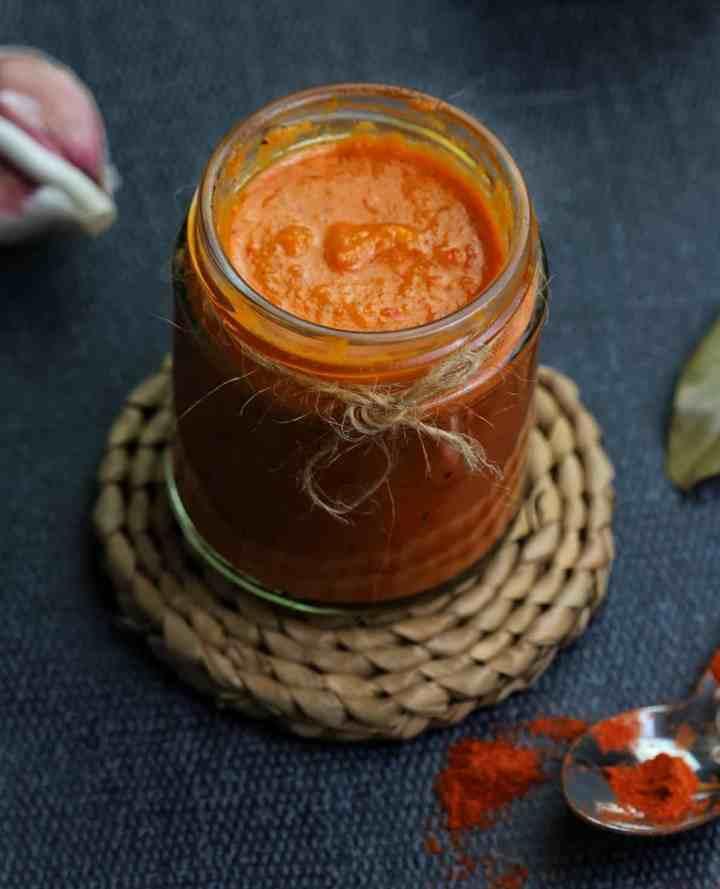 Per Per Sauce also known as Piri Piri Sauce. Nando's Per Peri sauce recipe