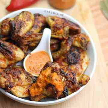 Chicken Piri Piri (Peri Peri Chicken)