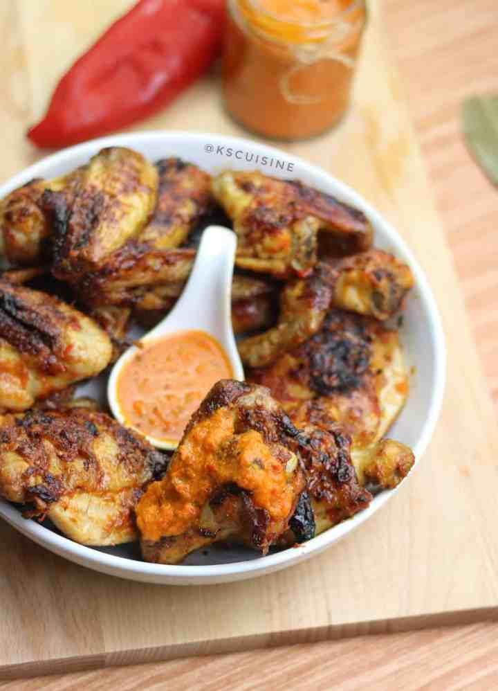 Chicken Piri Piri (Peri Peri Chicken)