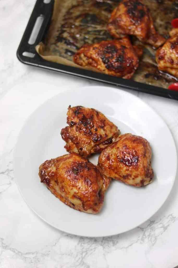 instant pot bbq chicken thighs recipe