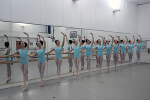 children's ballet dance school