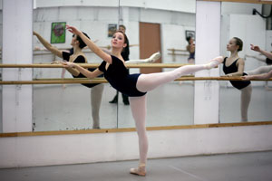 dance course cheshire