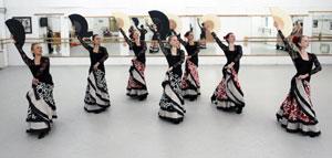 spanish dance classes cheshier