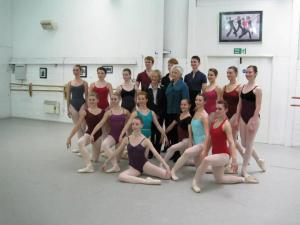 Cyril Beaumont Ballet Scholarship 2012