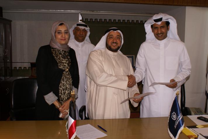 اتفاقية للتعاون المشترك بين جمعية المهندسين ومبادرة الكويت عاصمة للنفط