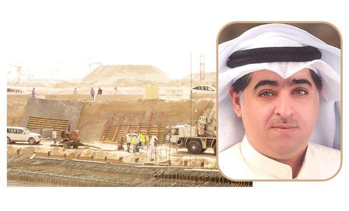 الكندري: عدم الالتزام باشتراطات السلامة سيزيد من وقوع الحوادث في المشاريع الانشائية