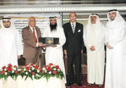 جمعية المهندسين احتفلت بمنح غرفة الكويت للوساطة شهادة العضوية المتميزة