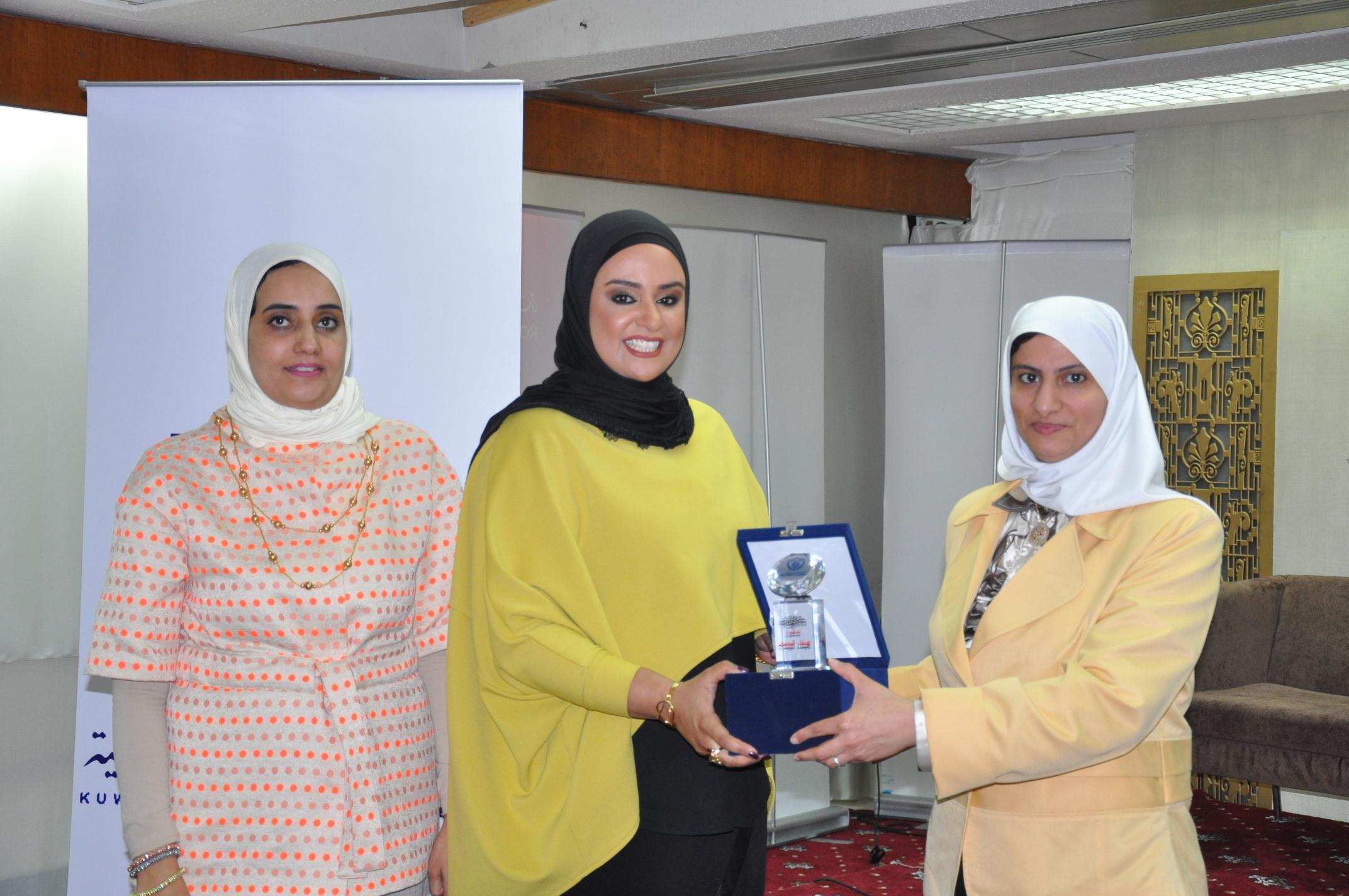 رزان الدعيج: برامج منوعة للمهندسين والمهندسات طوال الاشهر المقبلة