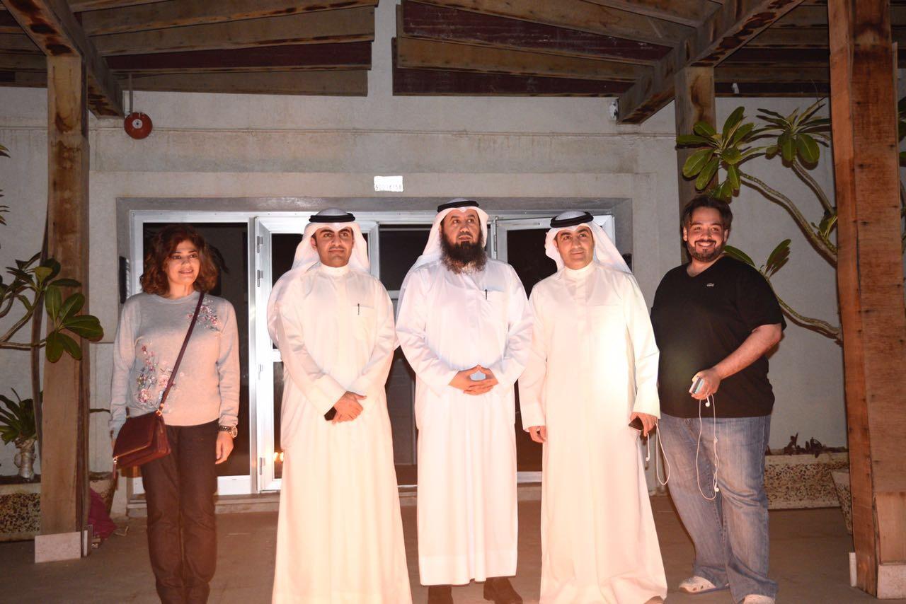لجنة البيئة شاركت في احتفالية ساعة الأرض في الجمعية