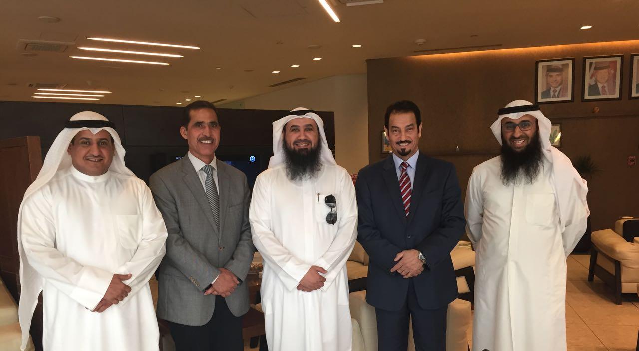 وفد الجمعية شارك في اجتماعات المجلس الأعلى للمهندسين العرب بعمان