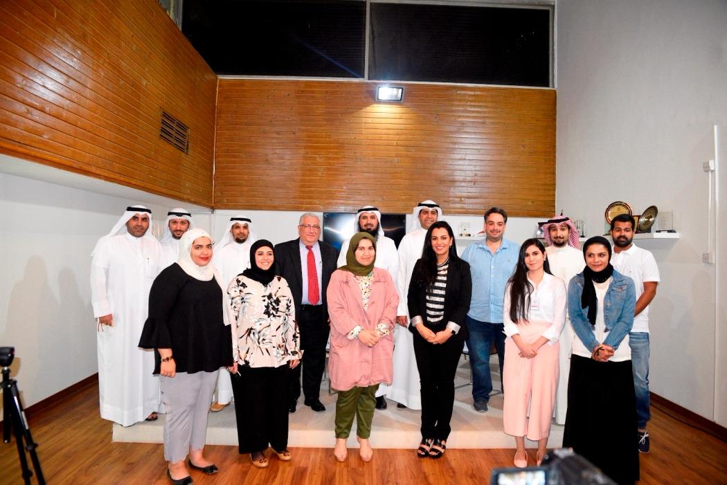 ختام ورشة عمل مشتركة مع جامعة كاليفورنيا الأمريكية ومبادرة لتأهيل الطلبة الكويتيين للدراسة بالجامعات الأجنبية
