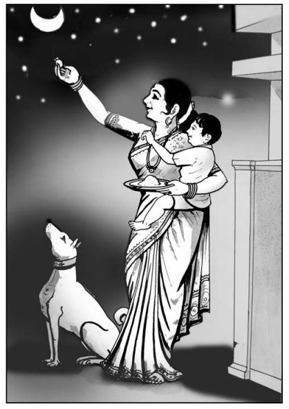 KSEEB Solutions for Class 10 Hindi वल्लरी Chapter 14 सूर-श्याम