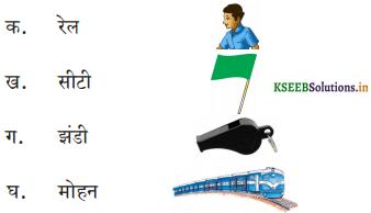 KSEEB Solutions for Class 6 Hindi वल्लरी Chapter 20 रेल का खेल 1