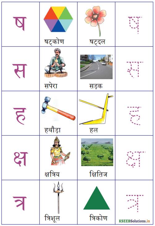 KSEEB Solutions for Class 6 Hindi वल्लरी Chapter 3 पढ़ो, समझो और लिखो 10