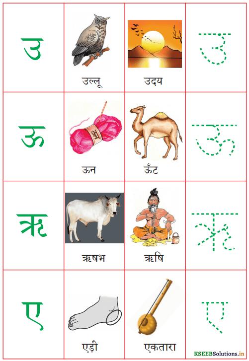 KSEEB Solutions for Class 6 Hindi वल्लरी Chapter 3 पढ़ो, समझो और लिखो 2