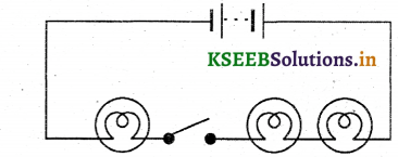 KSEEB Solutions for Class 7 Science Chapter 14 Electric Current and its Effects 12