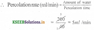 KSEEB Solutions for Class 7 Science Chapter 9 Soil 2
