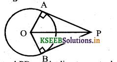 Karnataka SSLC Maths Model Question Paper 3 with Answers - 29