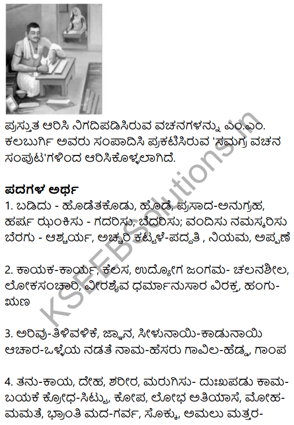 Vachanamrut Summary in Kannada 5