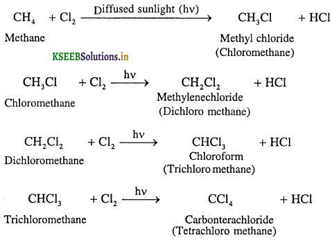 1st PUC Chemistry Question Bank Chapter 13 Hydrocarbon - 20