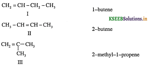 1st PUC Chemistry Question Bank Chapter 13 Hydrocarbon - 40