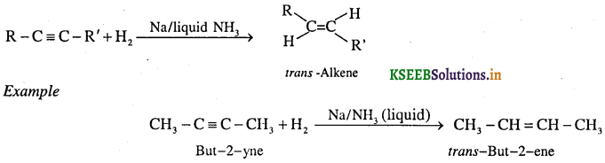 1st PUC Chemistry Question Bank Chapter 13 Hydrocarbon - 44