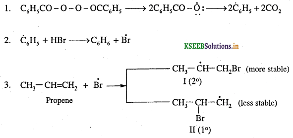 1st PUC Chemistry Question Bank Chapter 13 Hydrocarbon - 58