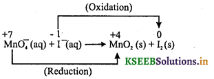 1st PUC Chemistry Question Bank Chapter 8 Redox Reactions - 19