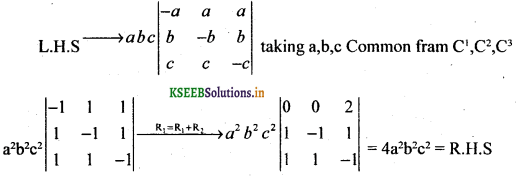 2nd PUC Basic Maths Question Bank Chapter 1 Matrices and Determinants 47