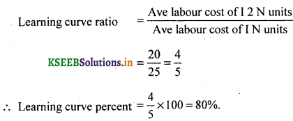 2nd PUC Basic Maths Question Bank Chapter 10 Learning Curve 3