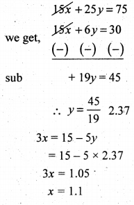 2nd PUC Basic Maths Question Bank Chapter 11 Linear Programming Problems 11