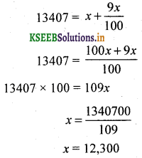 2nd PUC Basic Maths Question Bank Chapter 12 Sales Tax and Value Added Tax 7