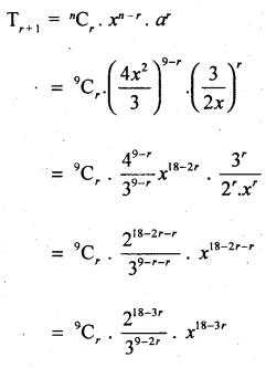 2nd PUC Basic Maths Question Bank Chapter 4 Binomial Theorem 38