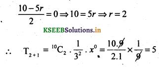 2nd PUC Basic Maths Question Bank Chapter 4 Binomial Theorem 43
