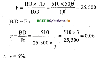 2nd PUC Basic Maths Question Bank Chapter 8 Bill Discounting 6