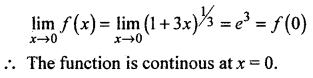 2nd PUC Basic Maths Question Bank Chapter 17 Limit and Continuity of a Function 128
