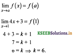 2nd PUC Basic Maths Question Bank Chapter 17 Limit and Continuity of a Function 132