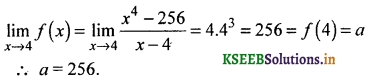 2nd PUC Basic Maths Question Bank Chapter 17 Limit and Continuity of a Function 143