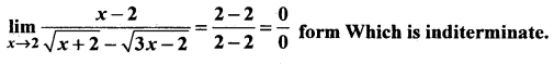 2nd PUC Basic Maths Question Bank Chapter 17 Limit and Continuity of a Function 35