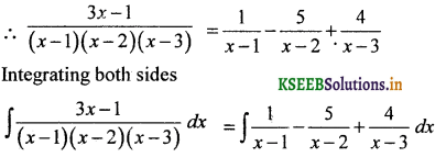 2nd PUC Basic Maths Question Bank Chapter 20 Indefinite Integrals 48