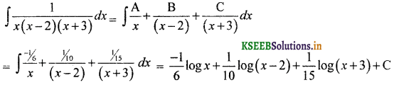 2nd PUC Basic Maths Question Bank Chapter 20 Indefinite Integrals 59